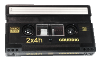Video2000 VCC tape