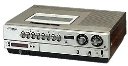 VHS videorecorder JVC