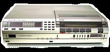 Video 2000 VCC