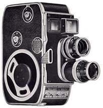 8mm film digitaliseren, 8mm naar DVD, 8mm digitaliseren, Bolex 8mm camera