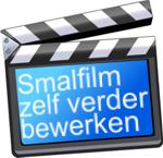 Film digitaliseren, Smalfilm naar DVD, Smalfilm digitaliseren, Smalfilm zelf verder bewerken