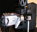 Smalfilm overzetten op DVD met prisma en consumenten camera